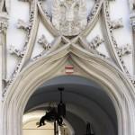 Stará radnice - brněnský drak