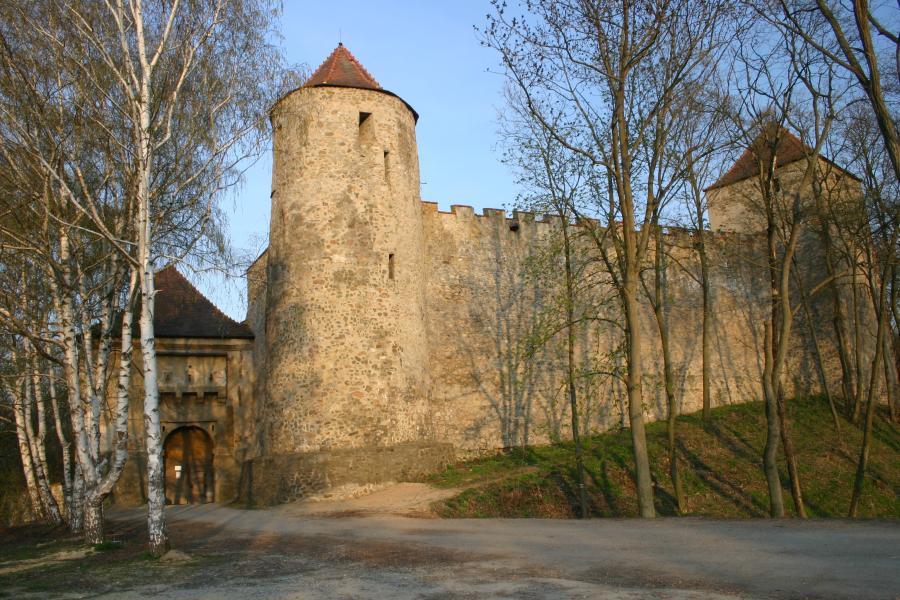 Hrad Veveří